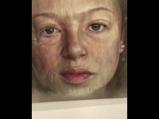 Картина в уникальной методике