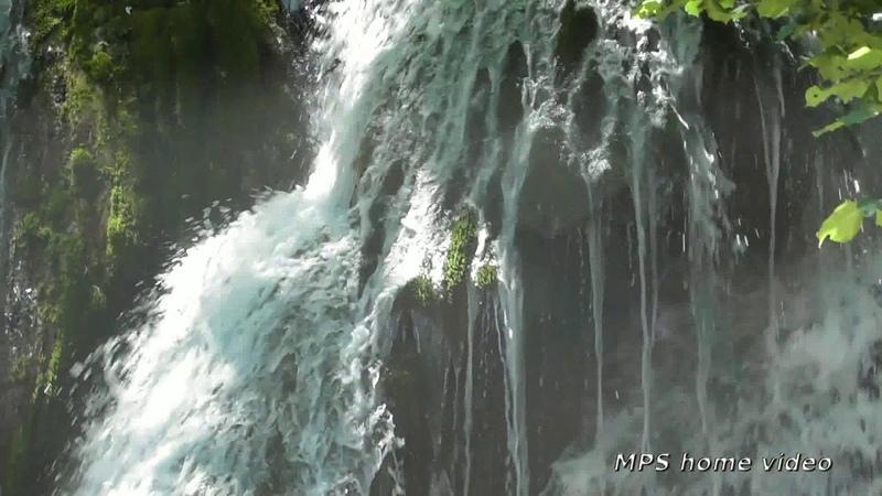 Водопад Джур-Джур. Крым. HD