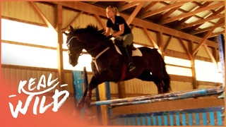 Rival Horse Riders Clash At Equestrian Competition | Unstable S1 EP3 | Real Wild