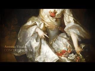 A. VIVALDI Concerto for Violin in tromba marina, Strings and B.C. in G major RV 311