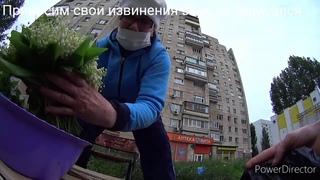 Бабушка сидит съели ден за 110 рублей, мы купили всё чтобы Анна ушла дамой. Смотрите до конца и став