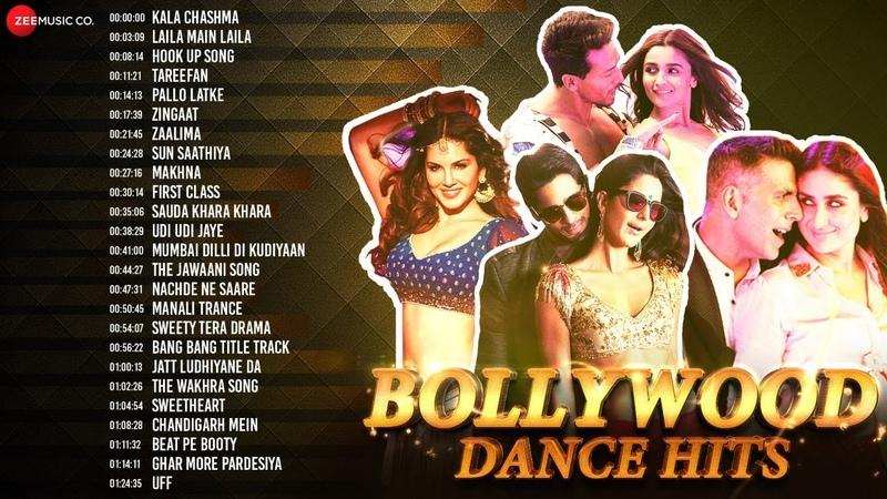 Bollywood Dance Hits Kala Chashma Tareefan Makhna Hook Up Song Pallo Latke Zingaat More
