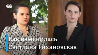 Год политику-Тихановской: от домохозяйки до встреч с Макроном и Меркель