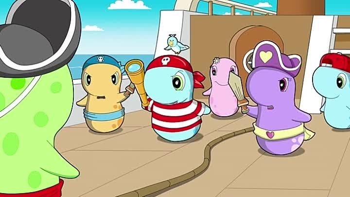 Бадики 03 PlayTime Buddies Приключения в открытом море