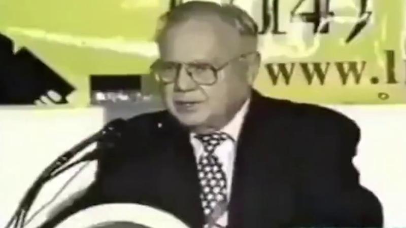"""Ehem. Leiter des FBI Ted Gunderson """"FBI und CIA von NWO und satanischer Bewegung unterwandert"""""""