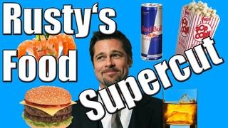 Brad Pitt Eating & Drinking - Supercut [Ocean's 11]