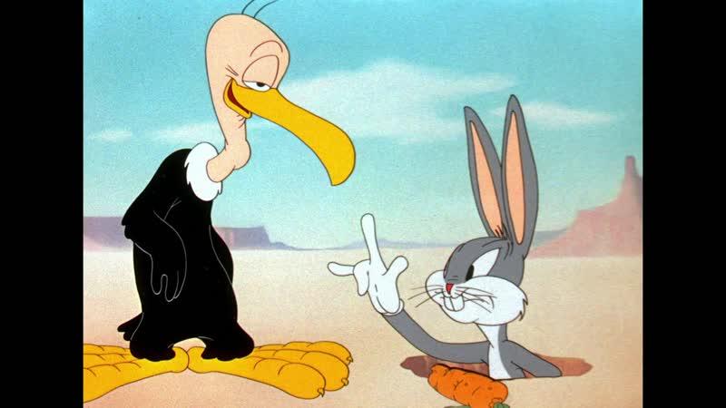 1942 07 11 MM BB Bugs Bunny Gets The Boid BD ДОХАЛОВ ЖИВОВ ОШУРКОВ ДОЛЬСКИЙ 2x2 ОМИКРОН