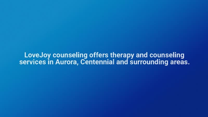 Counseling Littleton CO 1
