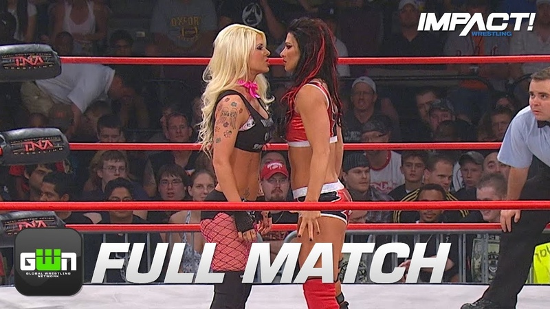 Angelina Love vs Tara FULL MATCH (TNA Slammiversary 2009) | IMPACT Wrestling Full Matches