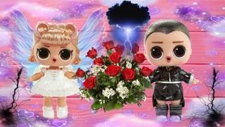 Жених и Невеста Куколки Лол! Мультик Свадьба Куколок Лол! Supreme BFFs Lol! День Святого Валентина!