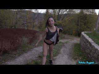 PublicAgent 19 12 05 Anastasia Brokelyn - Latina Booty Bouncing on Fat Cock