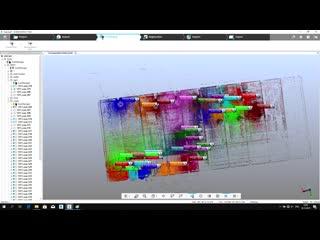 наземное лазерное сканирование ООО МиНи СПб