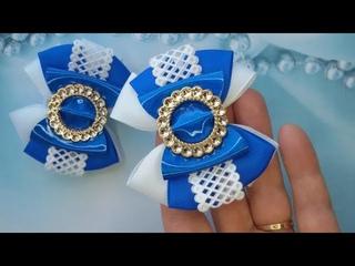Долгое время не знала куда применить эти пряжки))). Мастер-класс ♥ hair accessories ♥ DIY