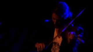 David Garrett - Cry Me A River (Showcase @ le Poisson Rouge in NYC)