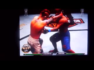 UFC 3 Punk Rock vs Gay  vs Faggots,Pulver,Dan Hardy,Liddell,Heath