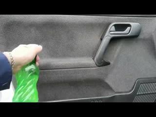 Как очистить салон авто бюджетно, быстро и качественно