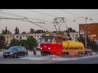 Как живёт калининградский трамвай в 2019 году
