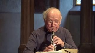 Die Orgel im Dialog mit der Oboe | Heinz Holliger, Babette Mondry, Anita Leuzinger |