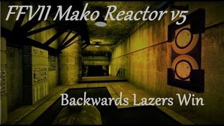 "Counter Strike Source: ""Ze FFVII Mako Reactor v5"" [Extreme 2 -Backwards Lazers Win]"