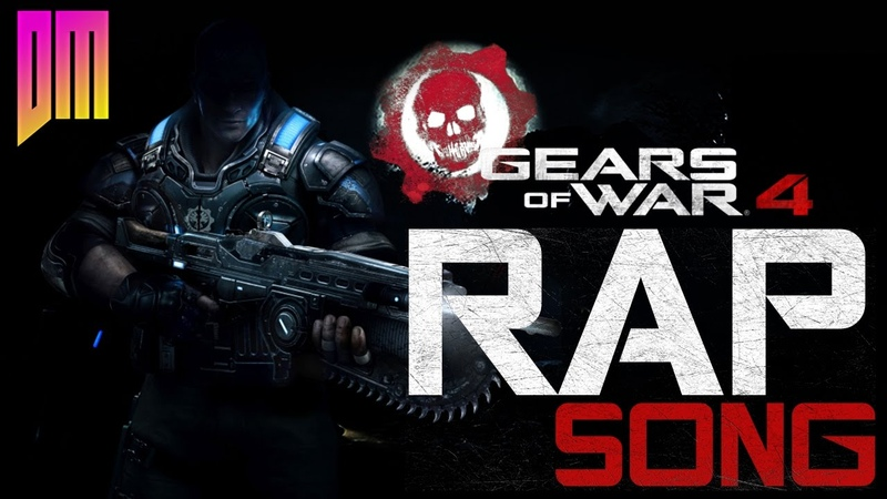 Gears of War 4 Rap Song DEFMATCH Ft Aaron Fraser Nash Reemergence Day