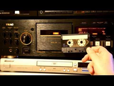 Нет это не Мираж Пробуем записывать кассеты Goldstar CD gallery I DENON DX3 и MAXELL UD I S