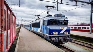 4K Cab Ride NL Dinner Train / Watergraafsmeer - Haarlem - Heerhugowaard / 15-02-2020