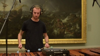 Jonathan Bonny plays PEOPLE SAY- I AM FOREVER LOST for marimba and electronics