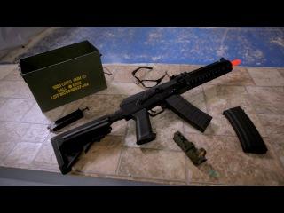 EvikeTV [The Gun Corner] - Echo1 RedStar Operator Combat Weapon Airsoft AEG Rifle