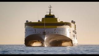 Austal Hull 394 - 'Bajamar Express' - Sea Trials