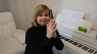 5 простых упражнений для подготовки пальчиков к игре на фортепиано