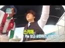 바라던바다 130911 성규 동우 우현 연습 장면 cut (infinite sunggyu dongwoo woohyun together)