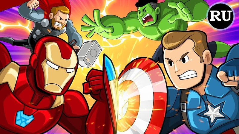 Кто сильнейший из Мстителей