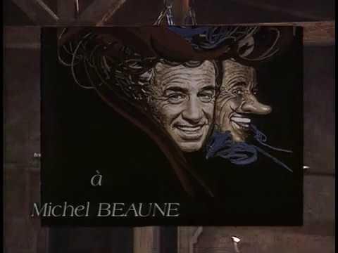 Жан Поль Бельмондо в спектакле Сирано де Бержерак CYRANO DE BERGERAC 1990