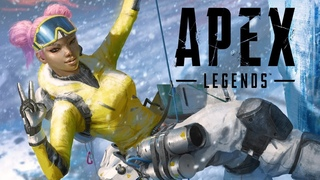 APEX LEGEND/ИГРАЕМ, ИГРАЕМ, ИГРАЕМ.....