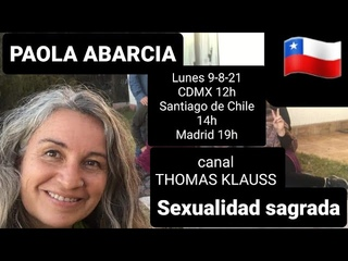 Sexualidad sagrada // Paola Abarcia