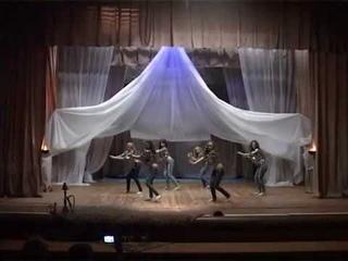 """Студия Восточного танца """"Алладина""""- уличный шааби"""