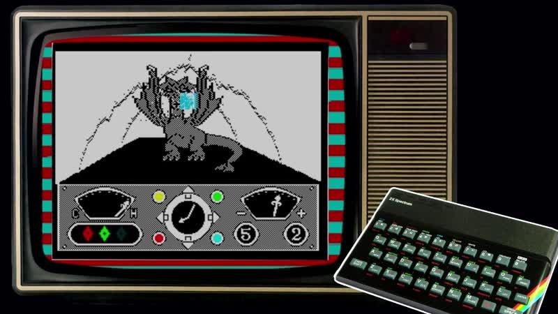 ZX Spectrum The Eidolon