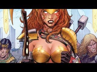 ComiXoids — Live: Первородный Грех, Я Есть Грут, Новые Люди Икс, Отряд - X, Капитан Марвел