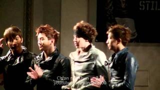 [Fancam] 101024 2PM YongSan Fan Sign event - Nichkhun ver.
