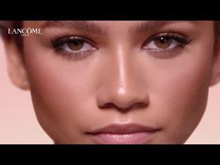 Зендая в рекламе туши для ресниц «Idole» от косметического бренда «Lancôme»
