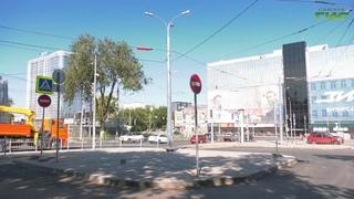 Перед открытием филиала Третьяковки обновляют не только сквер, но и прилегающие к нему дороги