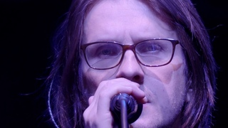 Steven Wilson Heart Attack in a Layby (Rehearsal)