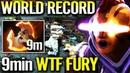 10MIN FURY Anti Mage!! WTF WORLD RECORD Fast Farm LIQUID Core Top IMMORTAL PRO Dota 2 Carry Guide