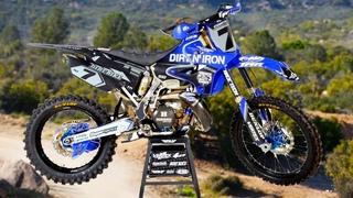 Off Road Two Stroke YZ250 Trail Weapon RAW - Dirt Bike Magazine