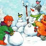 Зимние загадки для детей: о зиме и зимних праздниках