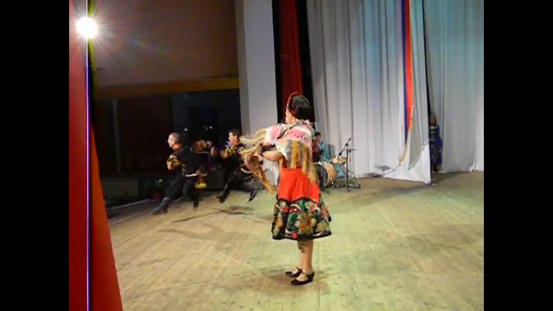 20 11 2011г фрагмент с юбилейного концерта ТКЦ Дуслык 20 Выкрутасы