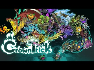 Crown Trick | Xbox One & PlayStation 4 Announcement Trailer