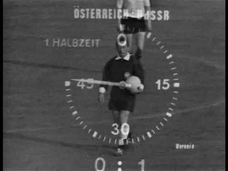 1966 Austria - USSR (Friendly). Full Match (part 3 of 4) / 1966 Австрия- СССР. ТМ (Полный. ч.3 из 4)