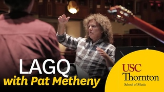 """LAGQ premieres """"Road to the Sun"""" by Pat Metheny"""