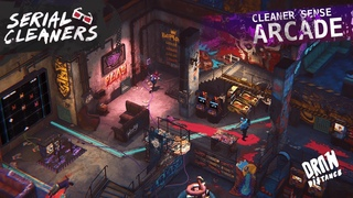 Serial Cleaners - Cleaner Sense Arcade Trailer